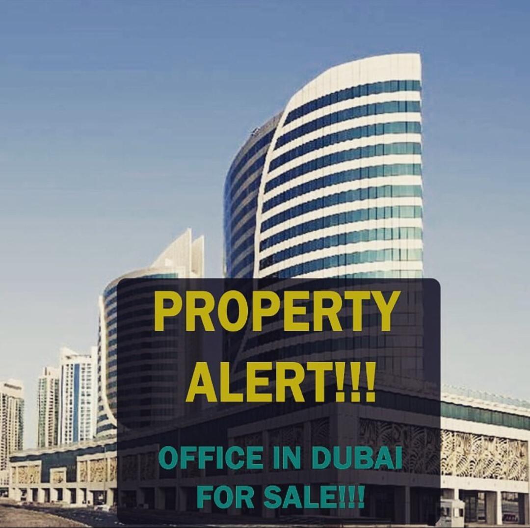 Dubai Office Unit For Sale