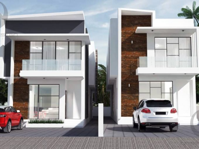 12 Units Of Spacious 5 Bedroom Fully Detached Duplex