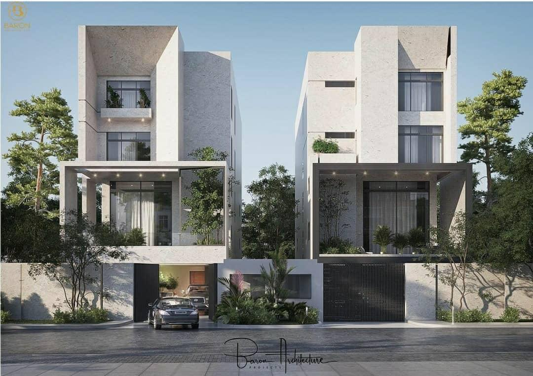 2 Fully Detached Ongoing Project at Old Ikoyi